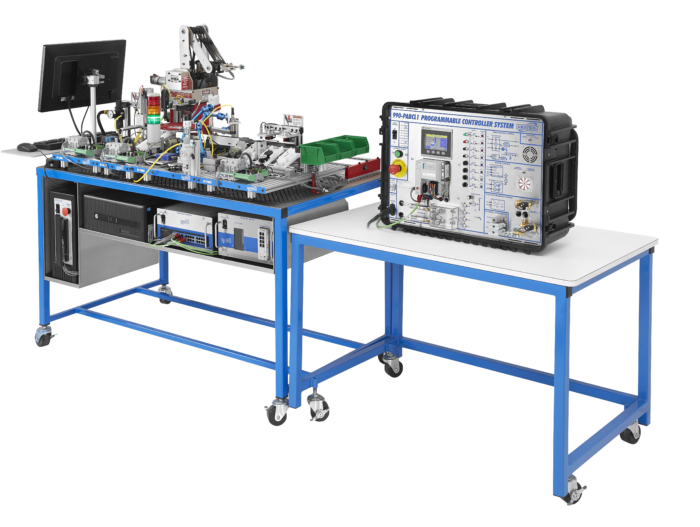 Tabletop Mechatronics Training