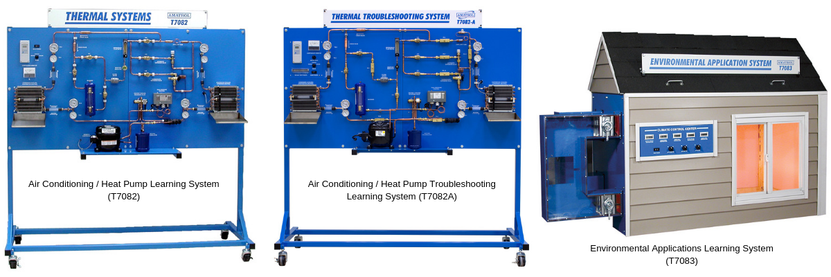 Thermal Air Conditioning and Heat Pump Industrial Technical Training