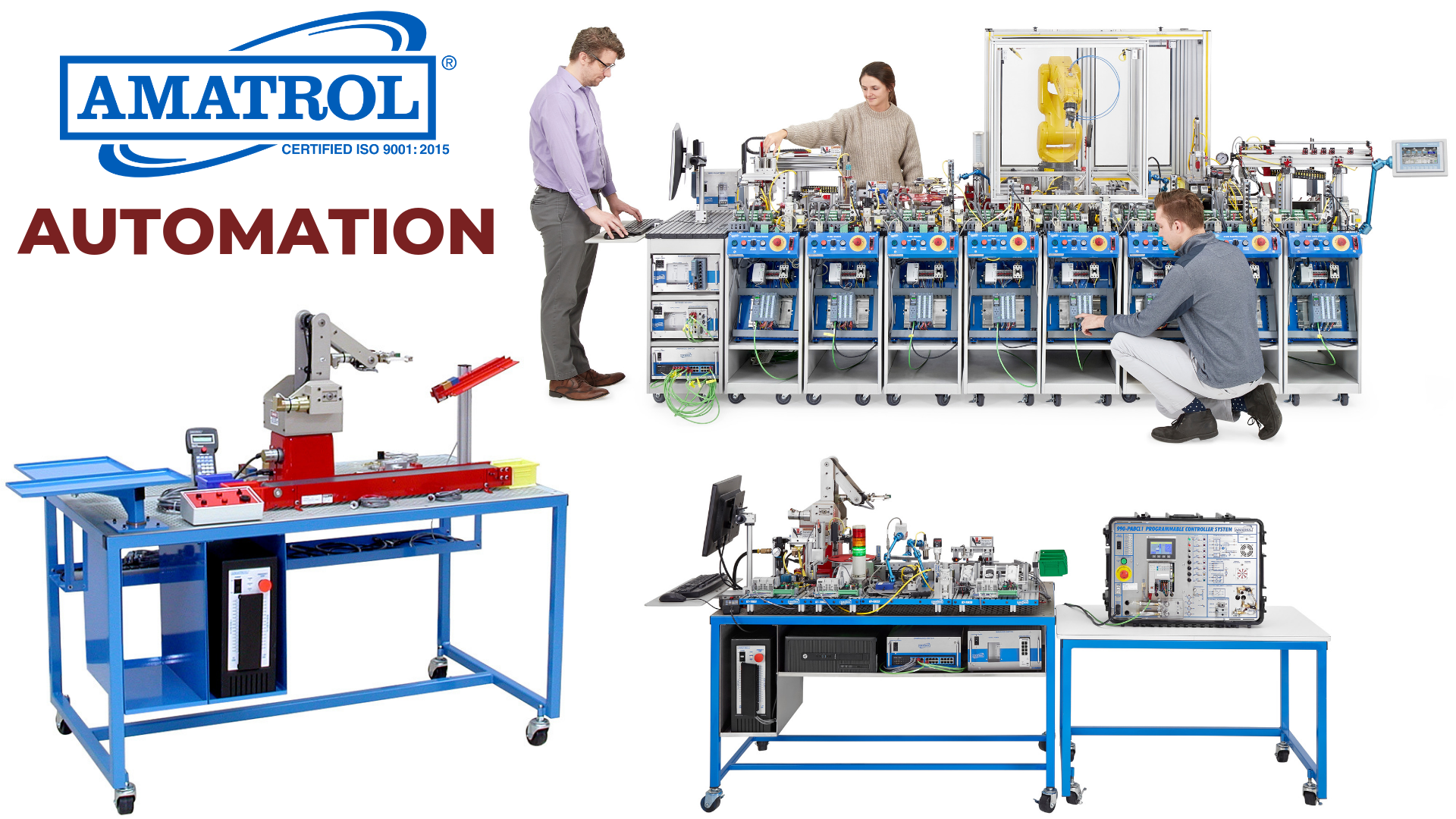 Amatrol Automation Training Systems