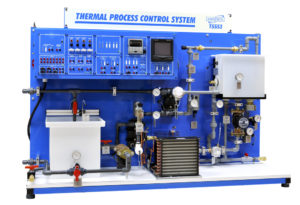 Temperature Process Control Technical Training Learning System
