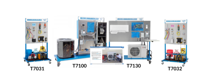 New Amatrol HVAC Trainers | Thermal