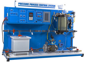 Pressure Process Control Learning System Technical Training Industrial Skills