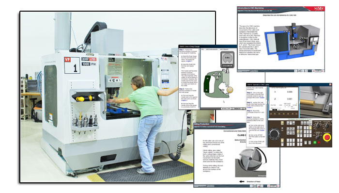 Cnc Machine Operator Amatrol