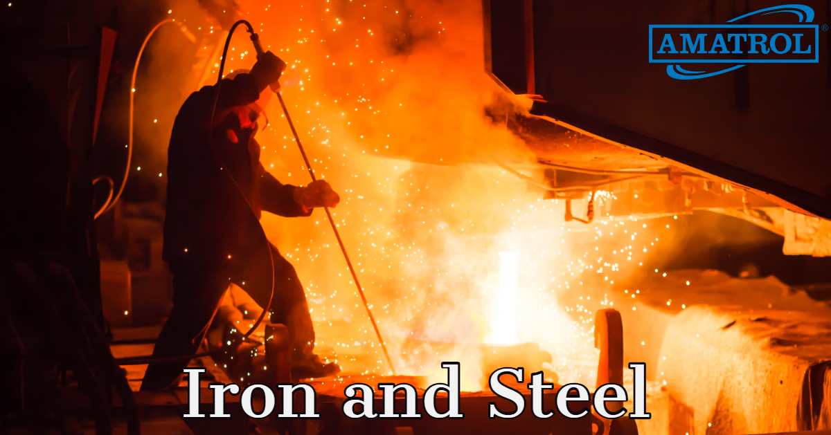iron and steel elearning