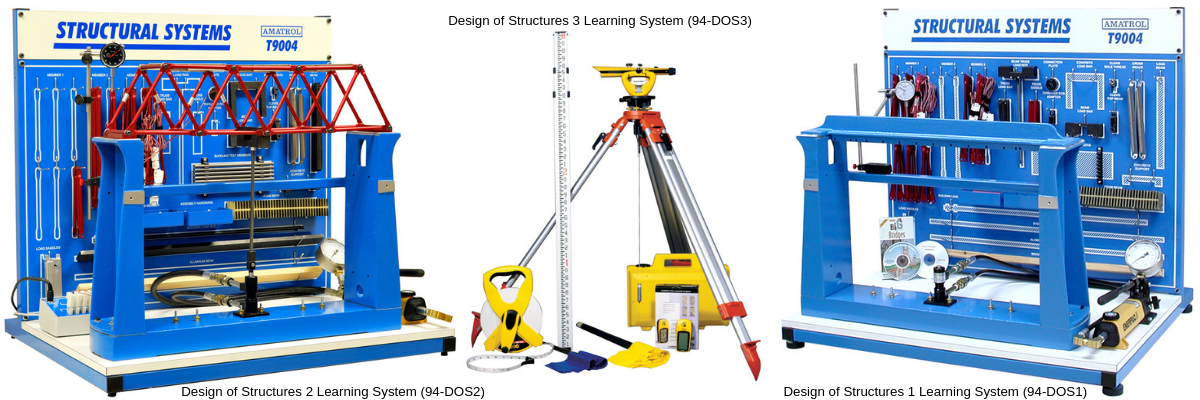Design of Structures Industrial Materials Training Technical Education