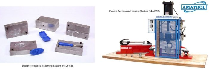 Industrial Materials Training (Plastics)