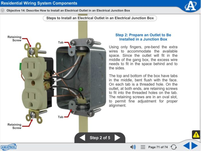 Astounding Multimedia Courseware Electrical Fabrication 1 M12204 Amatrol Wiring 101 Orsalhahutechinfo