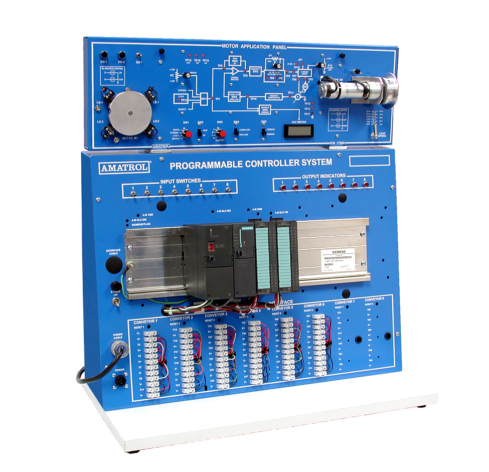 Siemens Programmable Controller System Industrial Electronics Training