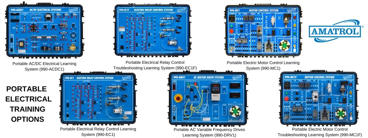 Electrical Industrial Training Equipment