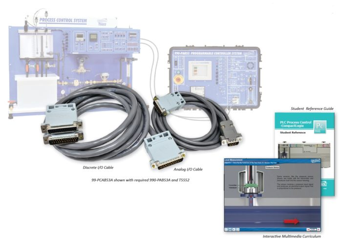 PLC Process Control Learning System | Hands-On CompactLogix