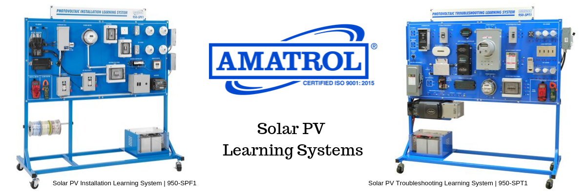 green technology Solar PV Learning Systems