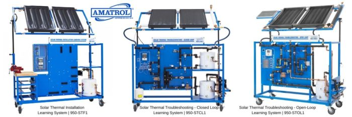 Green Technology Training (Solar Thermal)