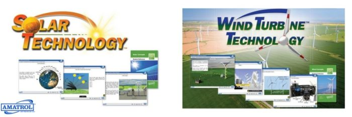 Green Technology Training (Solar and Wind Multimedia)
