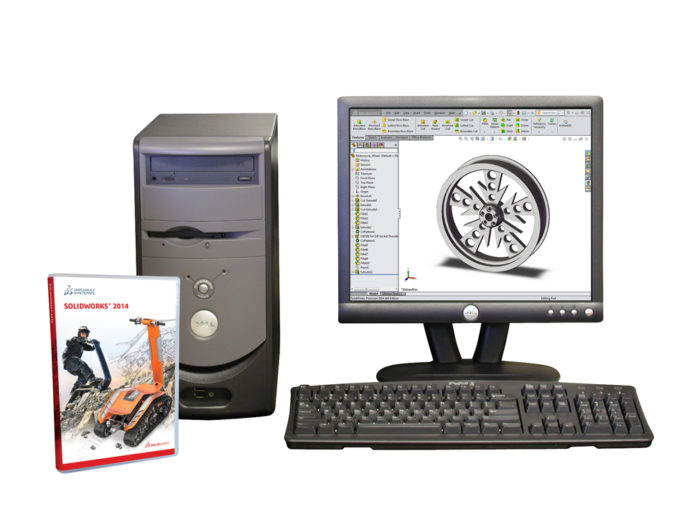 Computer Aided Design 1 Training – SolidWorks | 96-CAD1B