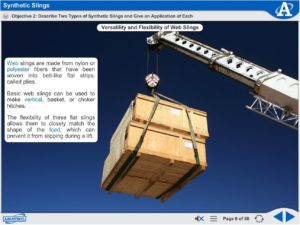 rigging systems elearning