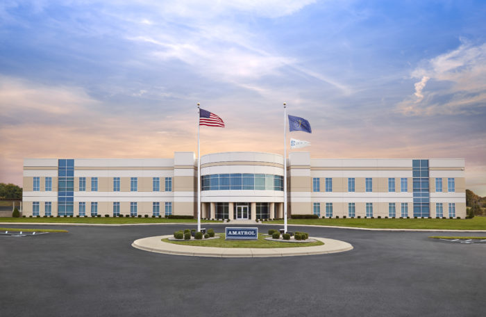 Amatrol Headquarter Jeffersonville, Indiana Quality Management System 9001:2015 Certified