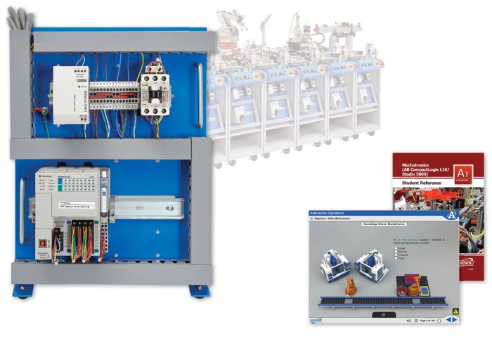 Mechatronics Training System for Industrial Automation | Amatrol
