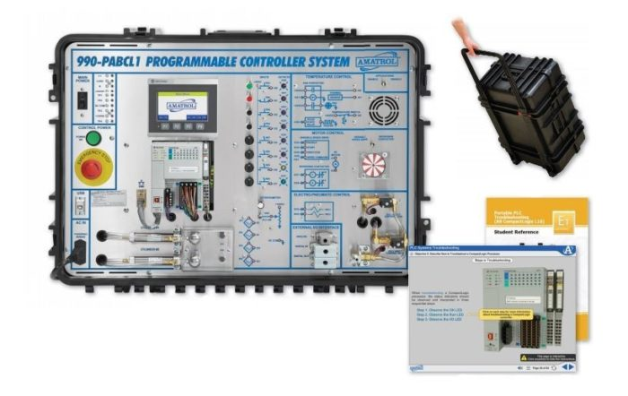 Hands-On PLC Programming Training | Portable PLC