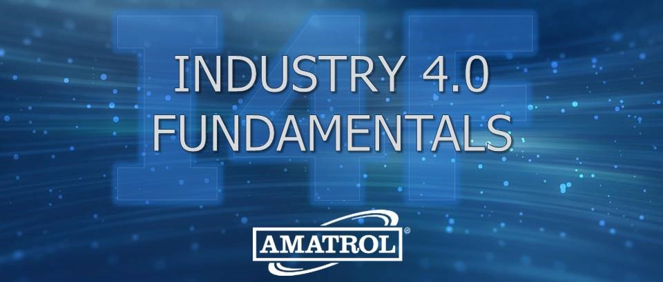 Industry 4.0 Fundamentals by Amatrol title