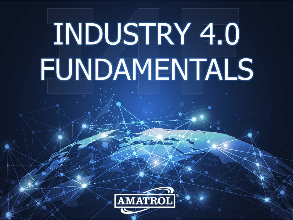 Industry 4.0 Fundamentals Title