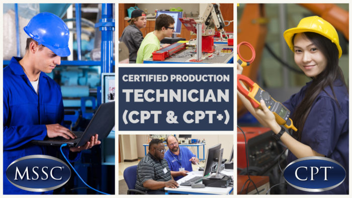 Certified Production Technician program