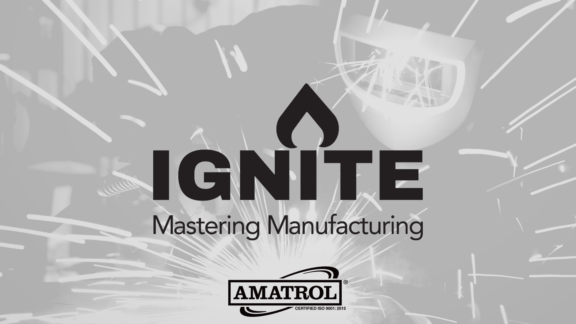IGNITE: Mastering Manufacturing Header