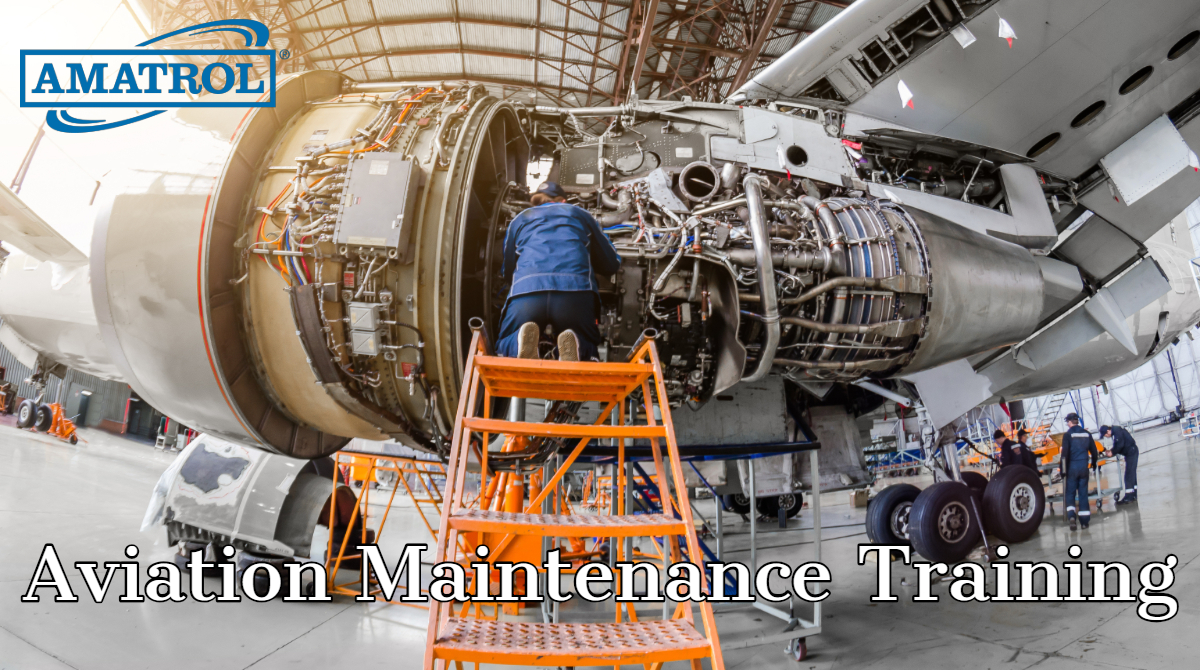 Aviation Maintenance Training Landing Page