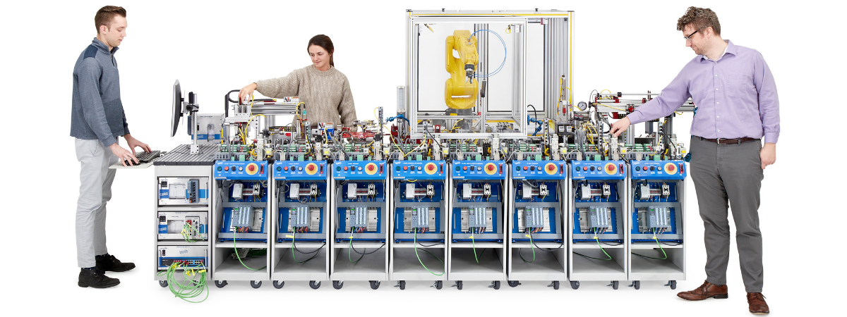 Smart Factory / Industry 4 0 | Amatrol