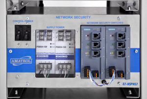 Smart Factory Network Security