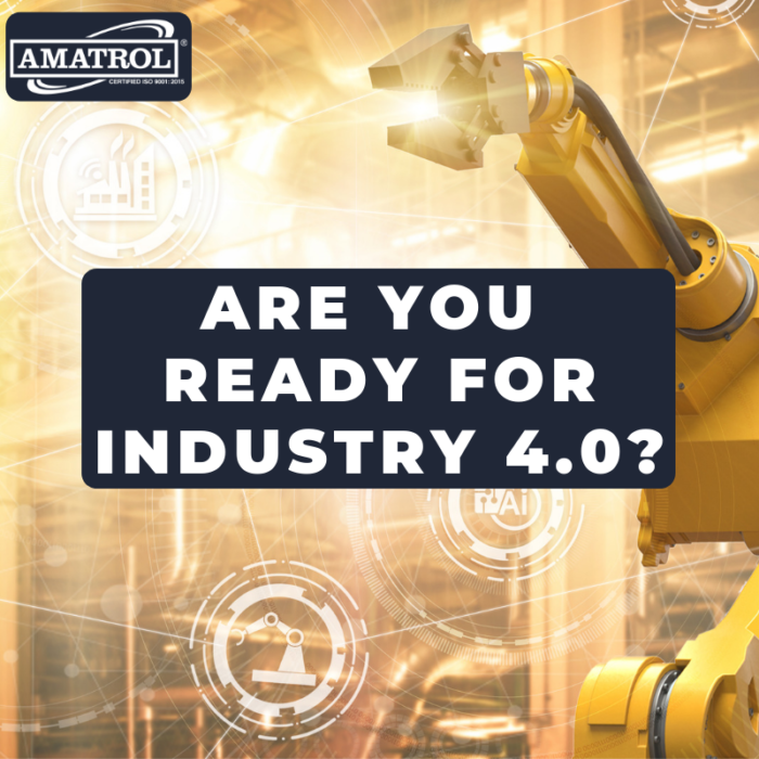 Are You Ready for Industry 4.0 InfoGraphic