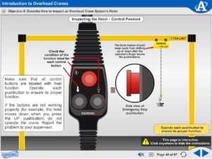 Overhead Crane Safety eLearning | Workplace Safety Training