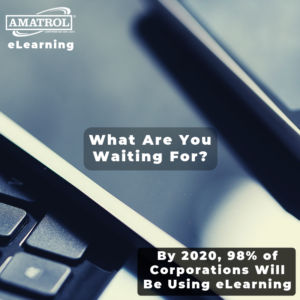 Amatrol eLearning Industry Stats Infographic