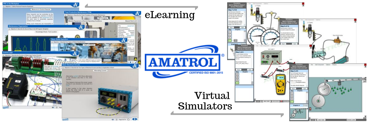 Amatrol Products | eLearning
