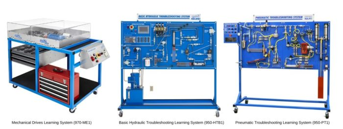 Diesel Mechanic Industrial Training Systems