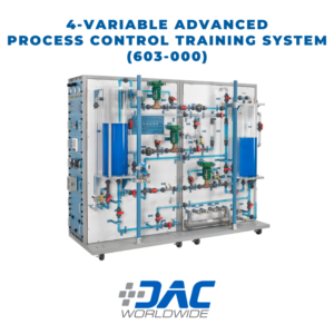 DAC Worldwide 603-000 4-Variable Advanced Process Control Training System