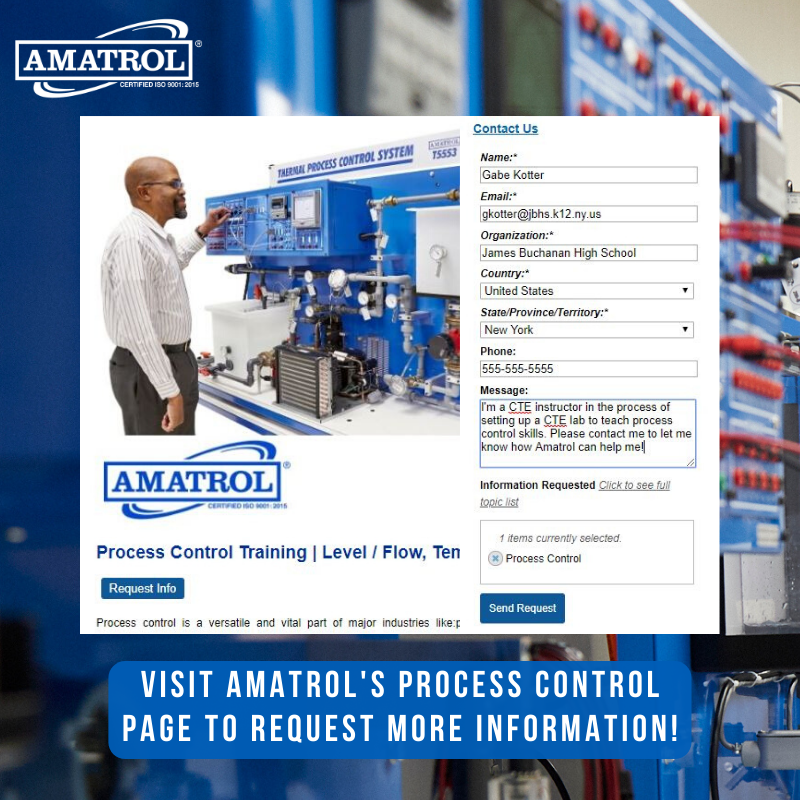 Amatrol Contact Form