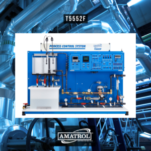 T5552F - Amatrol Level/Flow Process Control Learning System