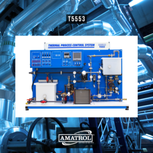 T5553 - Amatrol Temperature Process Control Learning System