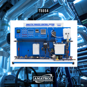 T5554 - Amatrol Analytical Process Control Learning System