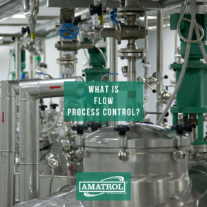 What Is Flow Process Control - Amatrol