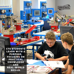 Amatrol - A Parent's Guide to Career and Technical Education - Preparation for the Real World