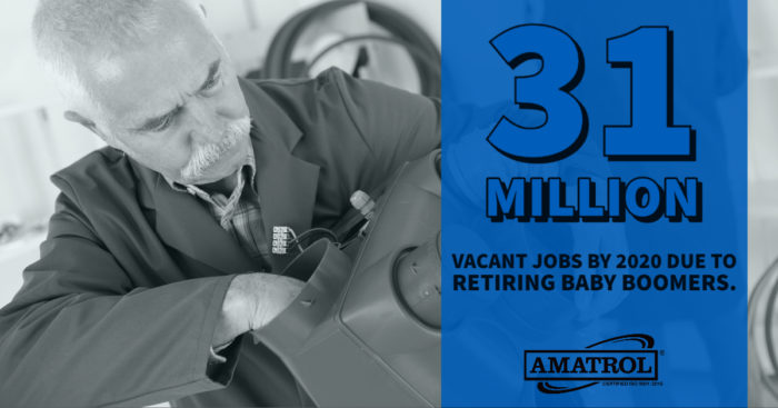 31 Million Vacant Jobs Baby Boomers