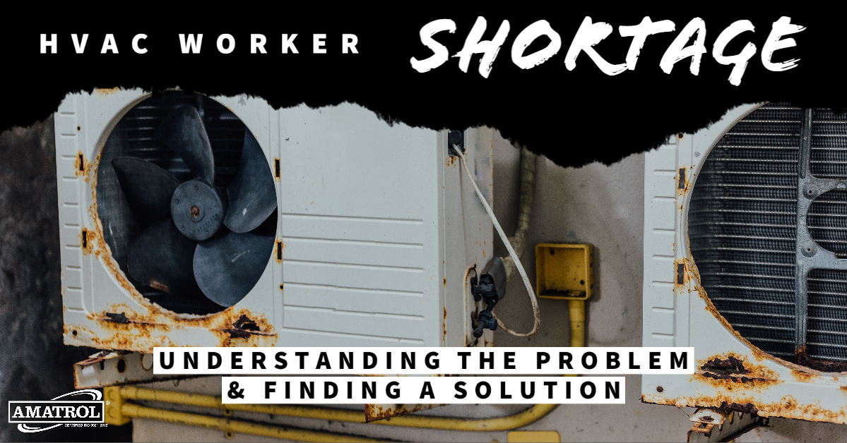 HVAC Worker Shortage: Understanding the Problem and Finding a Solution