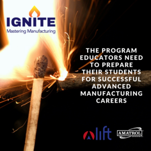 IGNITE Light the Fuse Infographic