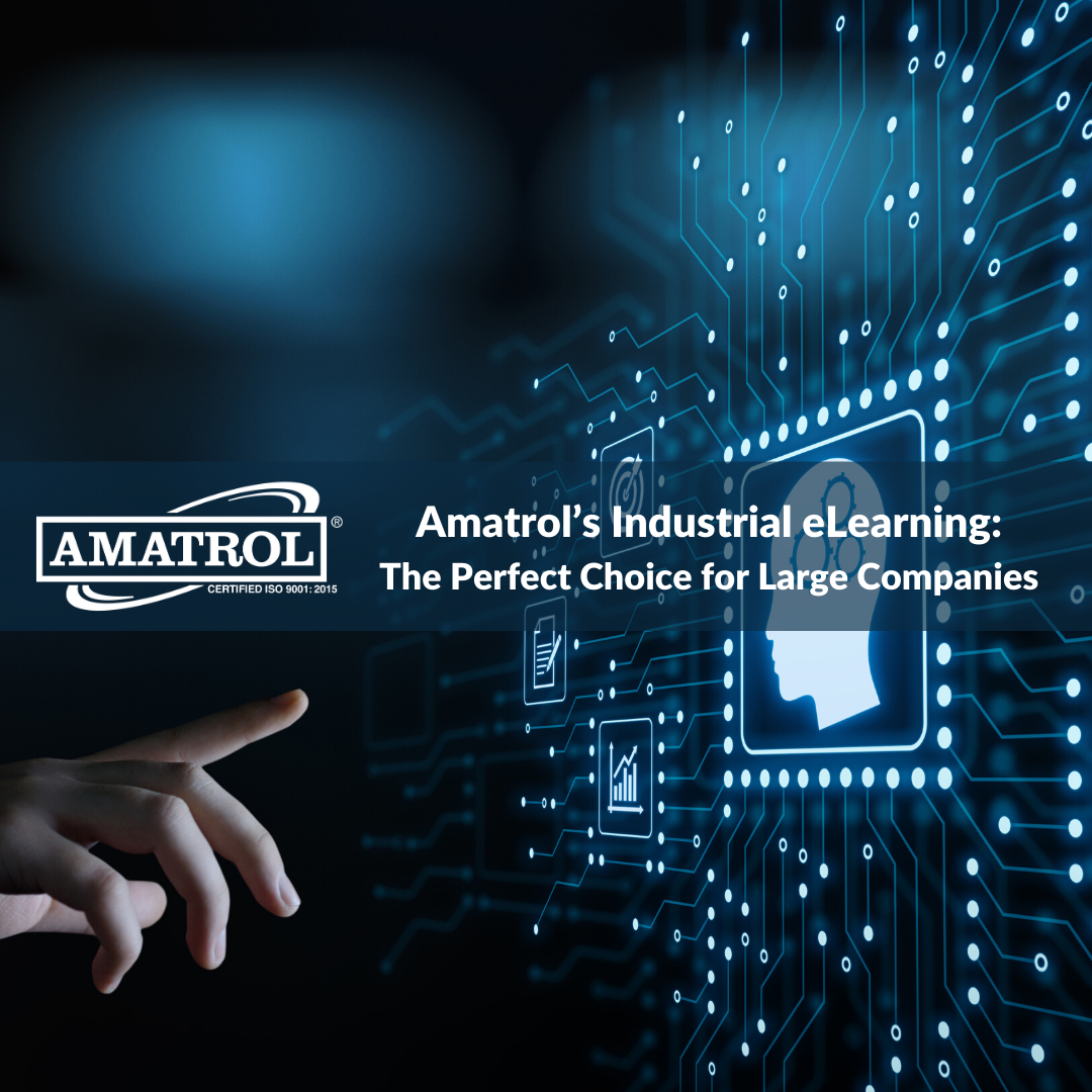 Amatrol's Industrial eLearning: The Perfect Choice for Large Companies