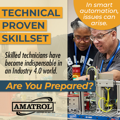 skilled technician training industry 4.0