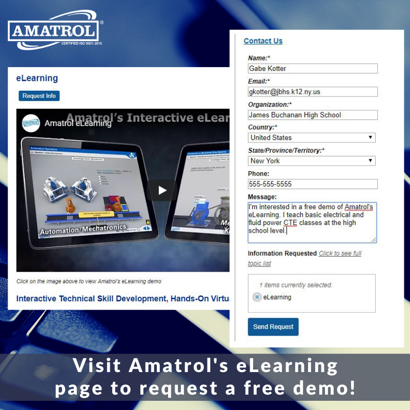 The CARES ACT | Amatrol eLearning Demo
