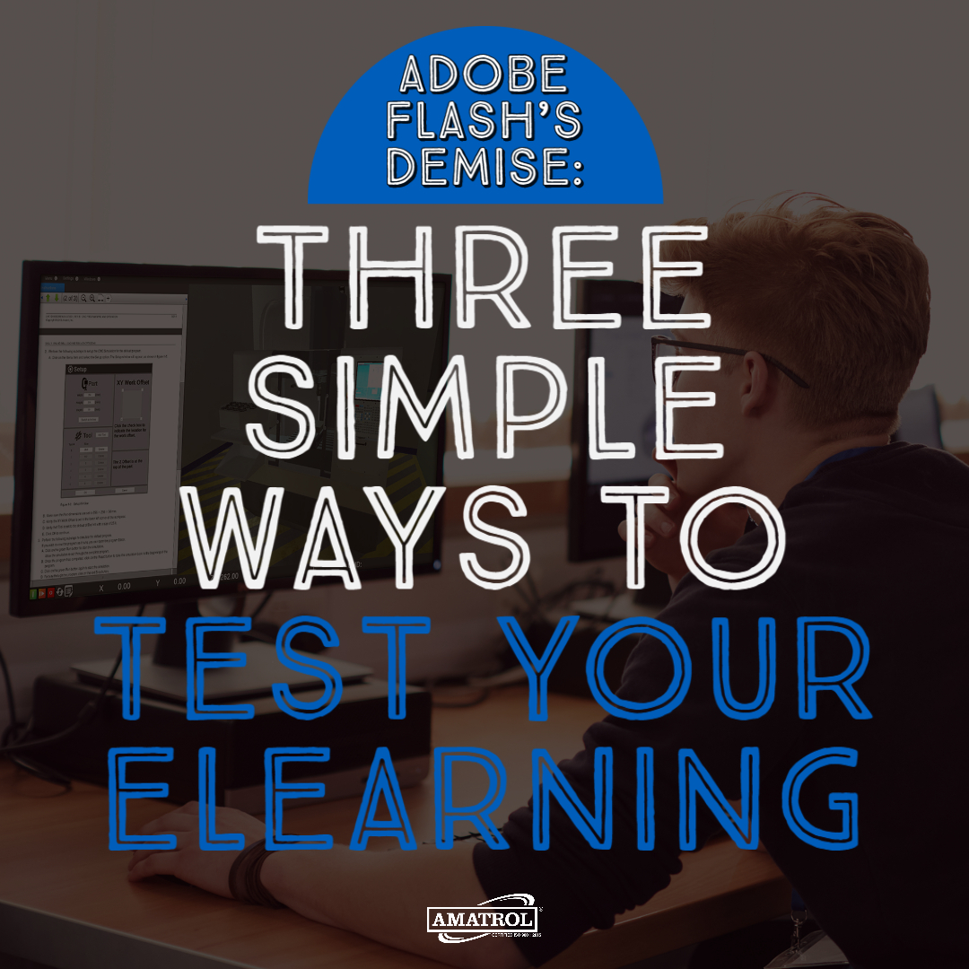 test your elearning