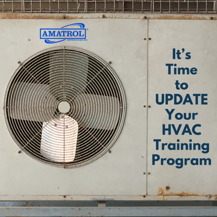 It's Time to Update Your HVAC Training Program - Title Graphic