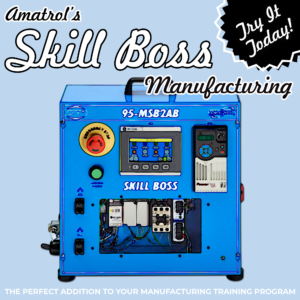 Try Skill Boss Manufacturing Training